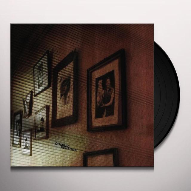 Dominic PERSONA Vinyl Record