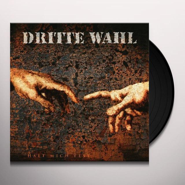 Dritte Wahl HALT MICH FEST (REISSUE) Vinyl Record