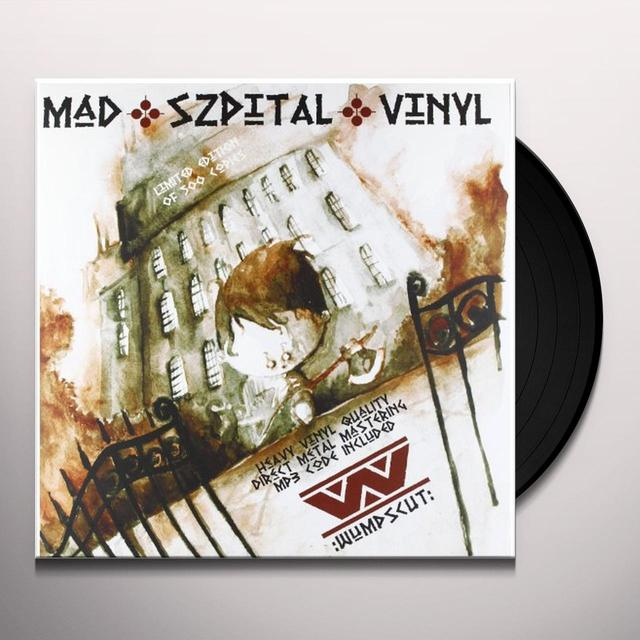 :Wumpscut: MADMAN SZPITAL Vinyl Record - Holland Import