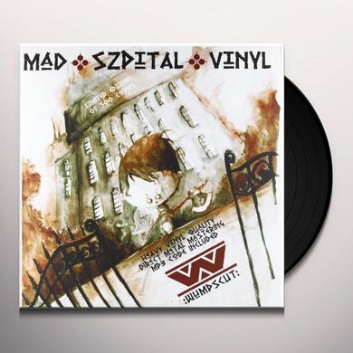 :Wumpscut: MADMAN SZPITAL Vinyl Record - Holland Import