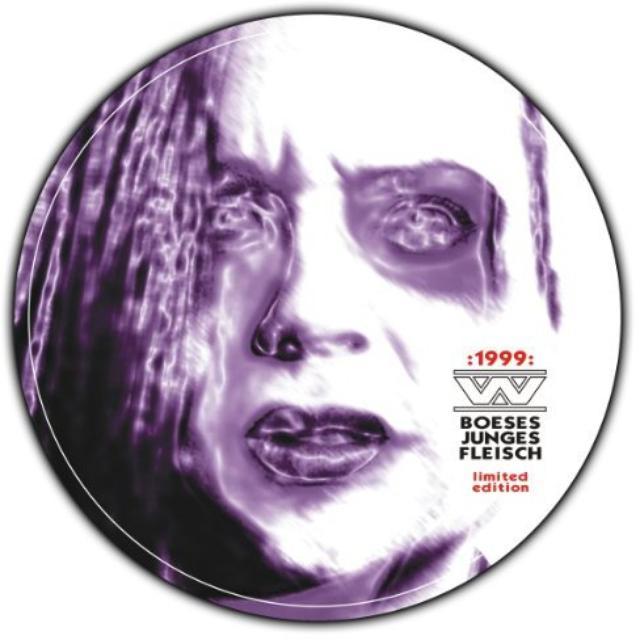:Wumpscut: BOESES JUNGES FLEISCH (14 YEARS ANNIVERSARY LIMITE (Vinyl)