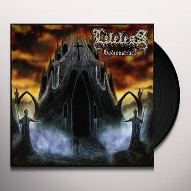 Lifeless GODCONSTRUCT Vinyl Record - Holland Import