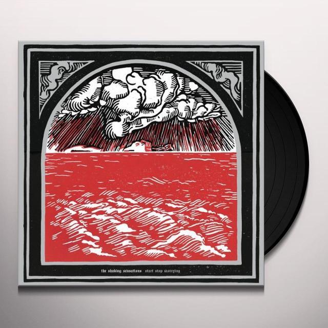 Shaking Sensations START STOP WORRYING Vinyl Record - UK Import