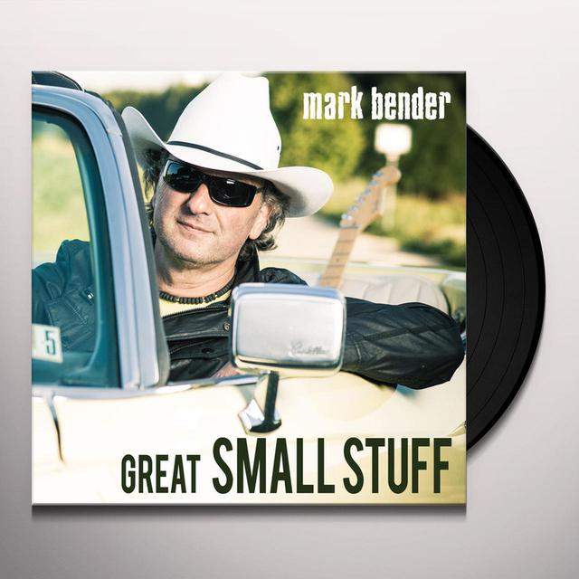Mark Bender GREAT SMALL STUFF Vinyl Record