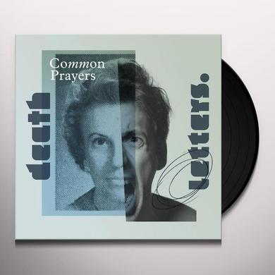 Death Letters COMMON PRAYERS (GER) Vinyl Record