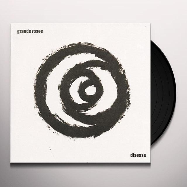 Grande Roses DISEASE (GER) Vinyl Record