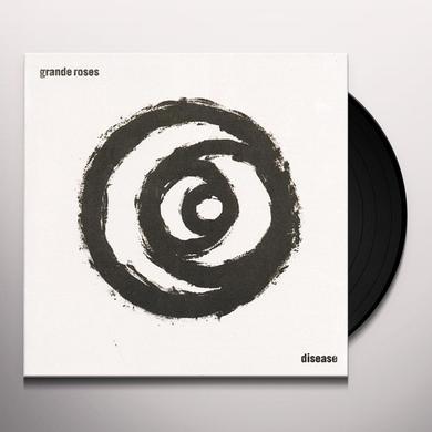 Grande Roses DISEASE Vinyl Record