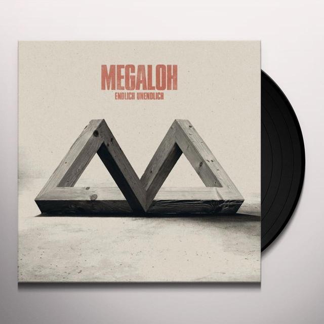 Megaloh ENDLICH UNENDLICH Vinyl Record