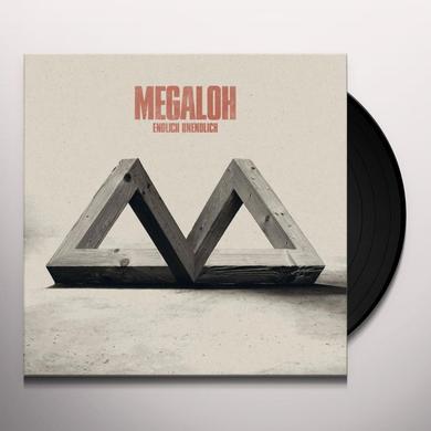 Megaloh ENDLICH UNENDLICH Vinyl Record - Holland Import