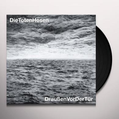 Die Toten Hosen DRAUSSEN VOR DER TUER (GER) Vinyl Record