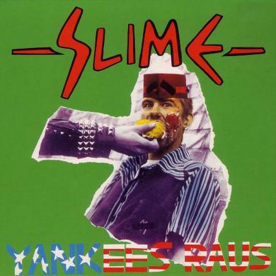 Slime YANKEES RAUS Vinyl Record