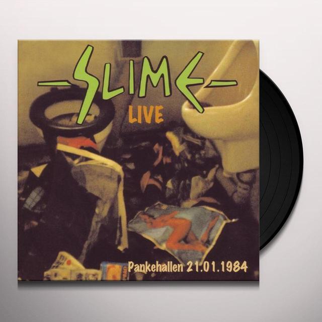 Slime LIVE PANKEHALLEN 21.01 (GER) Vinyl Record