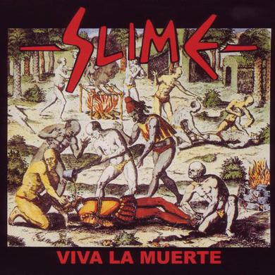 Slime VIVA LA MUERTE Vinyl Record