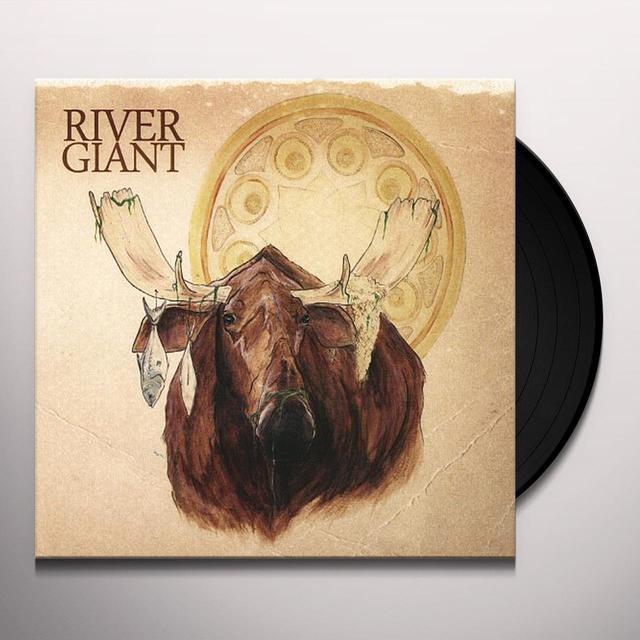 RIVER GIANT (GER) Vinyl Record