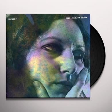Keel Her RIOT GRRRL Vinyl Record - UK Import