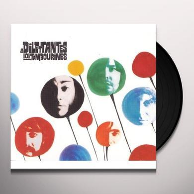 Dilettantes 101 TAMBOURINES Vinyl Record - UK Import