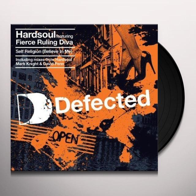 Hardsoul SELF RELIGION (BELIEVE IN ME) Vinyl Record - UK Import
