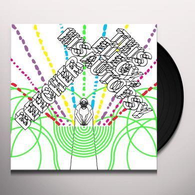 Beecher THIS ELEGY HIS AUTO Vinyl Record