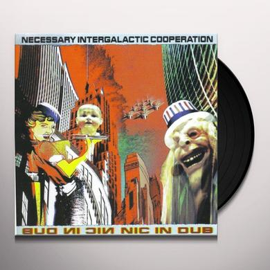 Necessary Intergalactic Cooperation NIC Vinyl Record