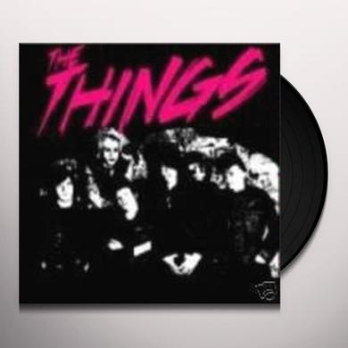 Things TIGER Vinyl Record - UK Import
