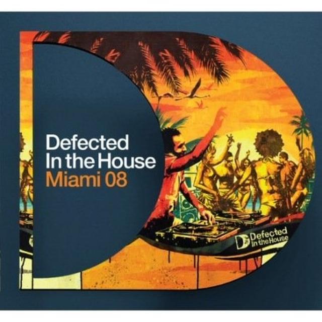 DEFECTED IN THE HOUSE: MIAMI 2008 PT3 / VAR (UK) (Vinyl)