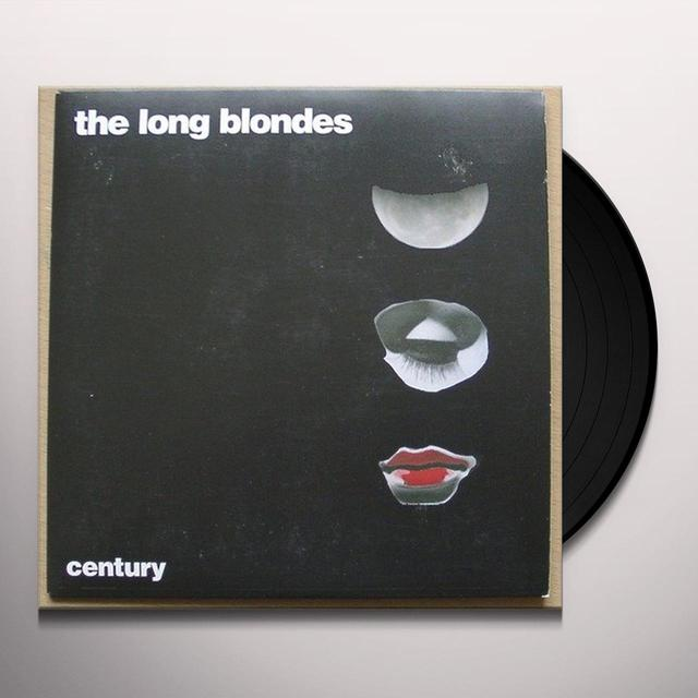 The Long Blondes CENTURY Vinyl Record - UK Import