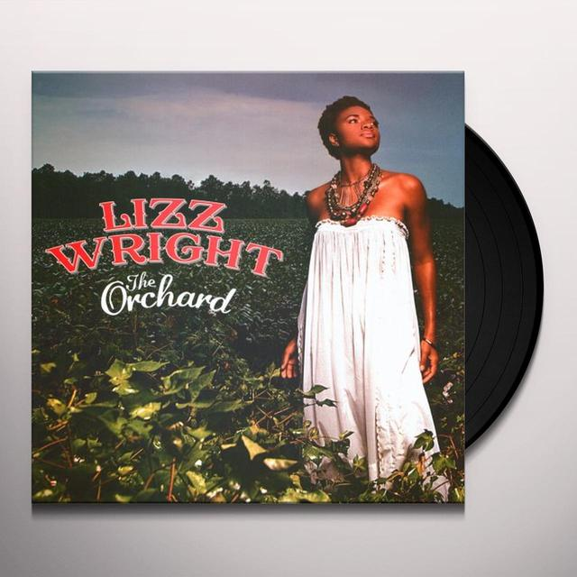 Lizz Wright ORCHARD Vinyl Record - Holland Import