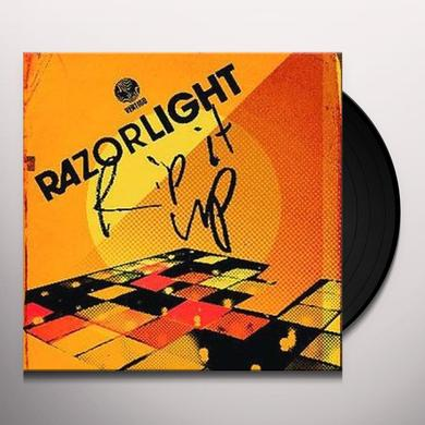 Razorlight RIP IT UP Vinyl Record