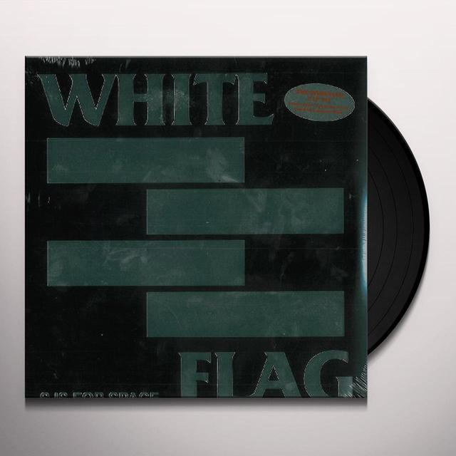 White Flag S IS FOR SPACE-25TH ANNIVERSARY EDITION Vinyl Record - UK Import