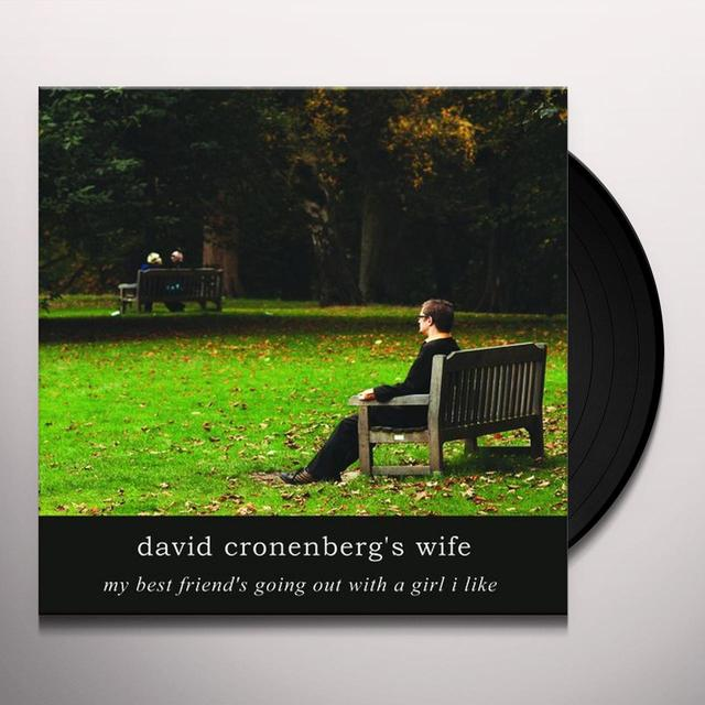 David Cronenberg'S Wife MY BEST FRIEND'S GOING OUT WITH A GIRL I LIKE/ALTA Vinyl Record