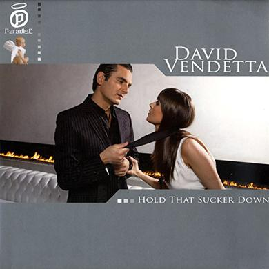 David Vendetta HOLD THAT SUCKER DOWN Vinyl Record