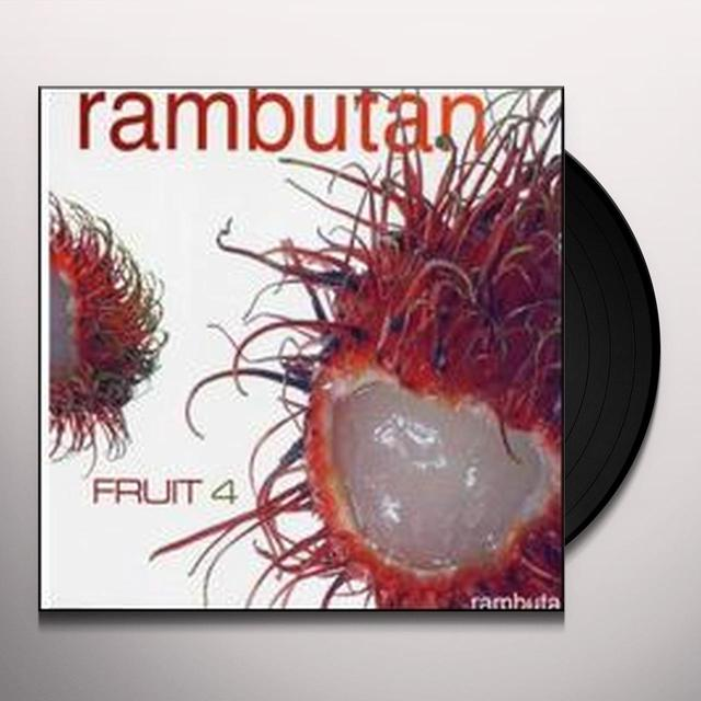 VOL. 4-RAMBUTAN FRUIT Vinyl Record