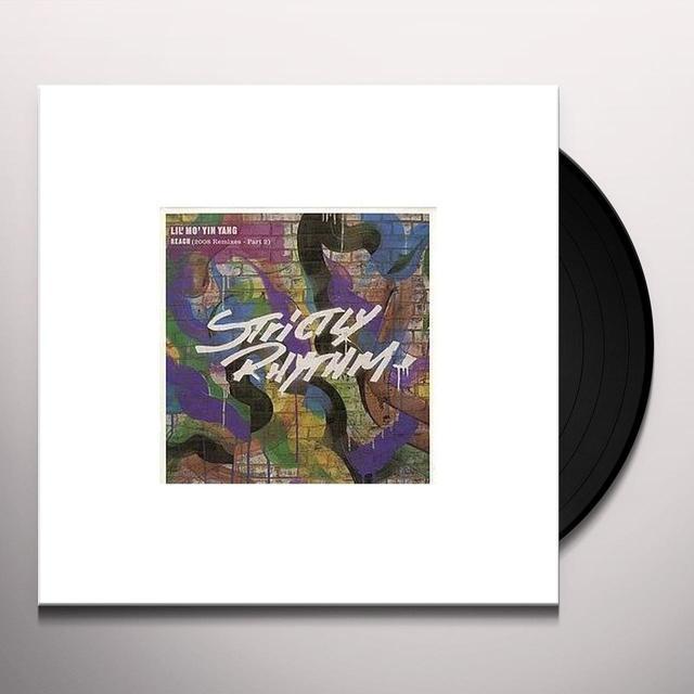 Lil Mo Ying Yang REACH (2008 MIXES) PT. 2 Vinyl Record - UK Import