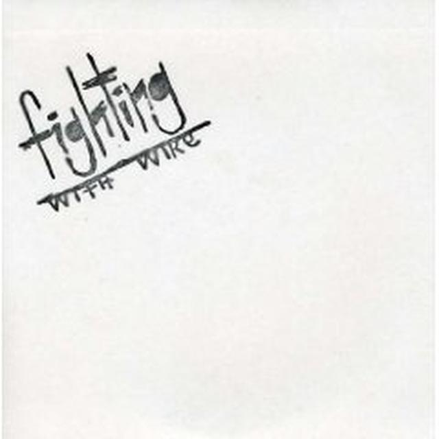 Fighting With Wire EVERYONE NEEDS A NEMESIS Vinyl Record - UK Import