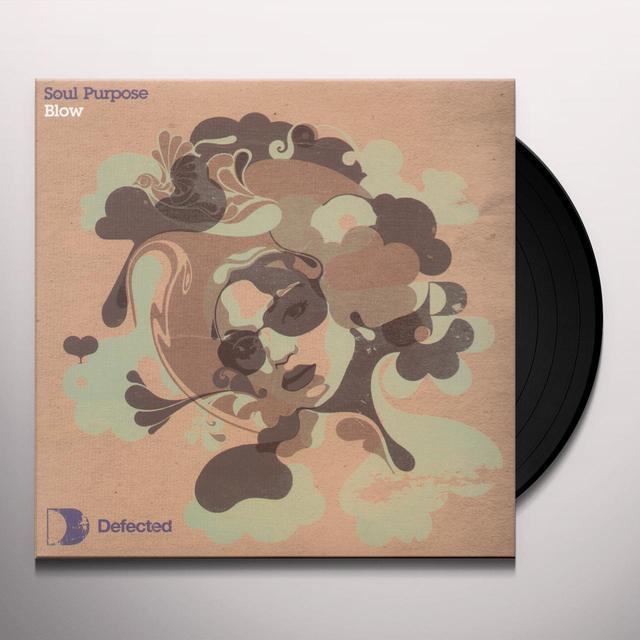 Soul Purpose BLOW Vinyl Record - UK Import