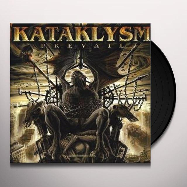 Kataklysm PREVAIL (UK) (Vinyl)
