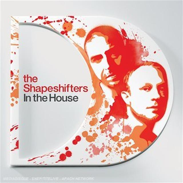Shapeshifters IN THE HOUSE PT. 2 Vinyl Record - UK Release