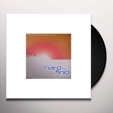 Julien Jabre TALKING WALLS Vinyl Record - UK Import