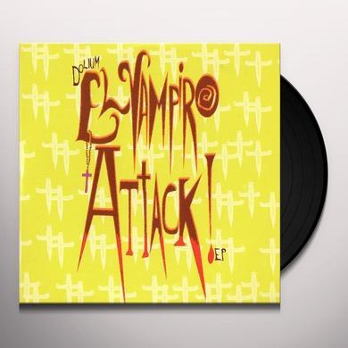 Dolium EL VAMPIRO ATTACK! Vinyl Record