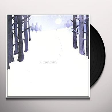 I Concur OBLIGE/CAPTORS Vinyl Record
