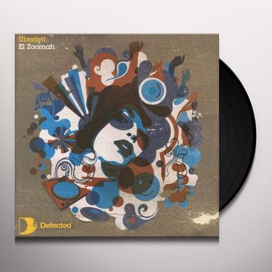 Uberfett EL ZOOMAH Vinyl Record