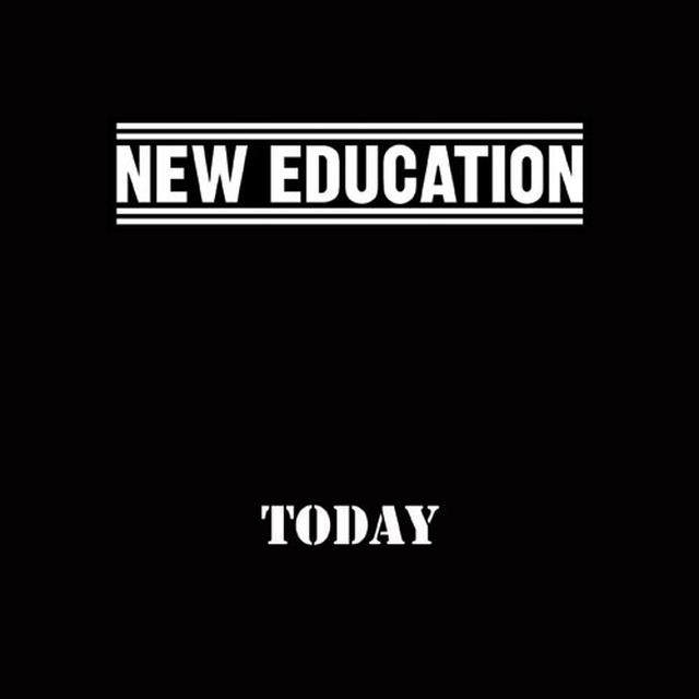 New Education TODAY Vinyl Record - UK Import