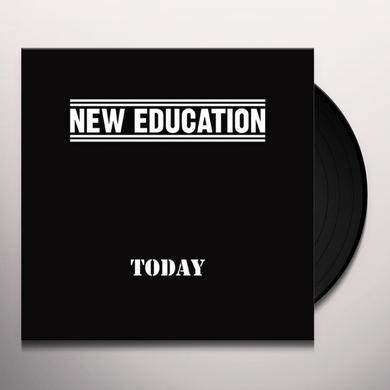 New Education TODAY Vinyl Record