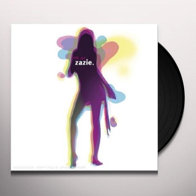 Zazie FM AIR/RUE DE LA PAIX Vinyl Record