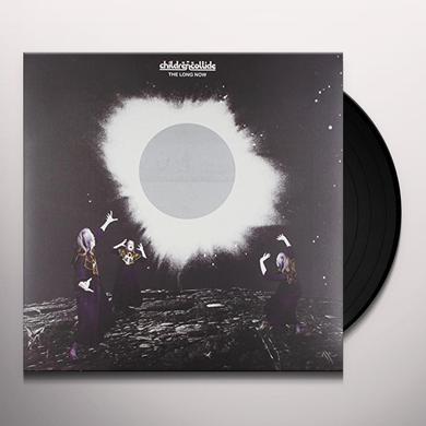 Children Collide LONG NOW Vinyl Record