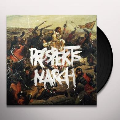 Coldplay PROSPEKT'S MARCH EP Vinyl Record