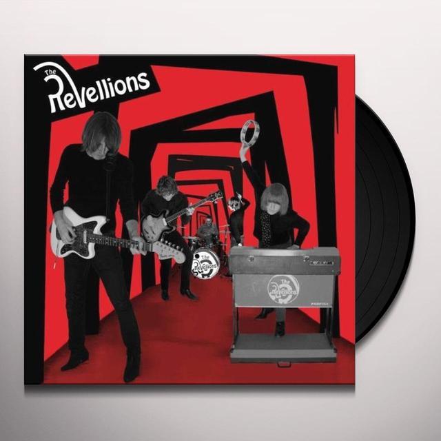 REVELLIONS Vinyl Record - UK Import
