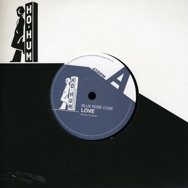 Blue Rose Code LOVE Vinyl Record - UK Import