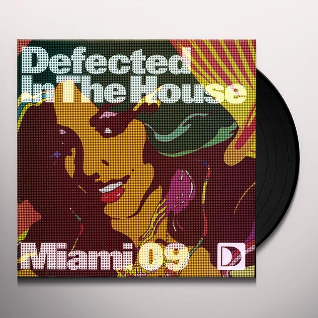 Defected In The House: Miami 09 2 / Var (Uk) DEFECTED IN THE HOUSE: MIAMI 09 2 / VAR Vinyl Record - UK Release
