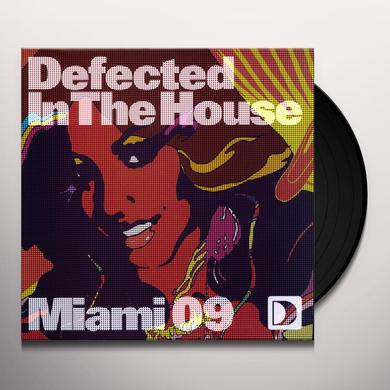 Defected In The House: Miami 09 3 / Var (Uk) DEFECTED IN THE HOUSE: MIAMI 09 3 / VAR Vinyl Record